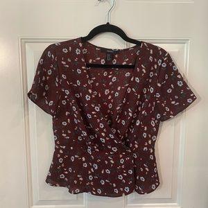 Women's blouse shirt